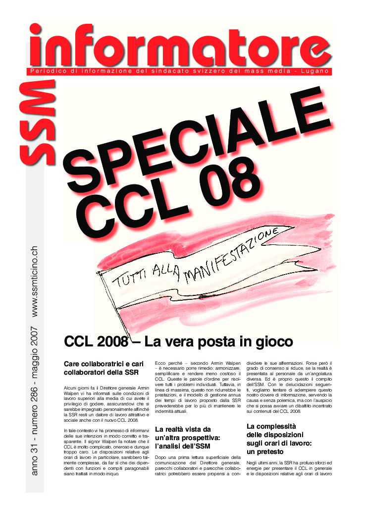 thumbnail of Informatore SSM 286