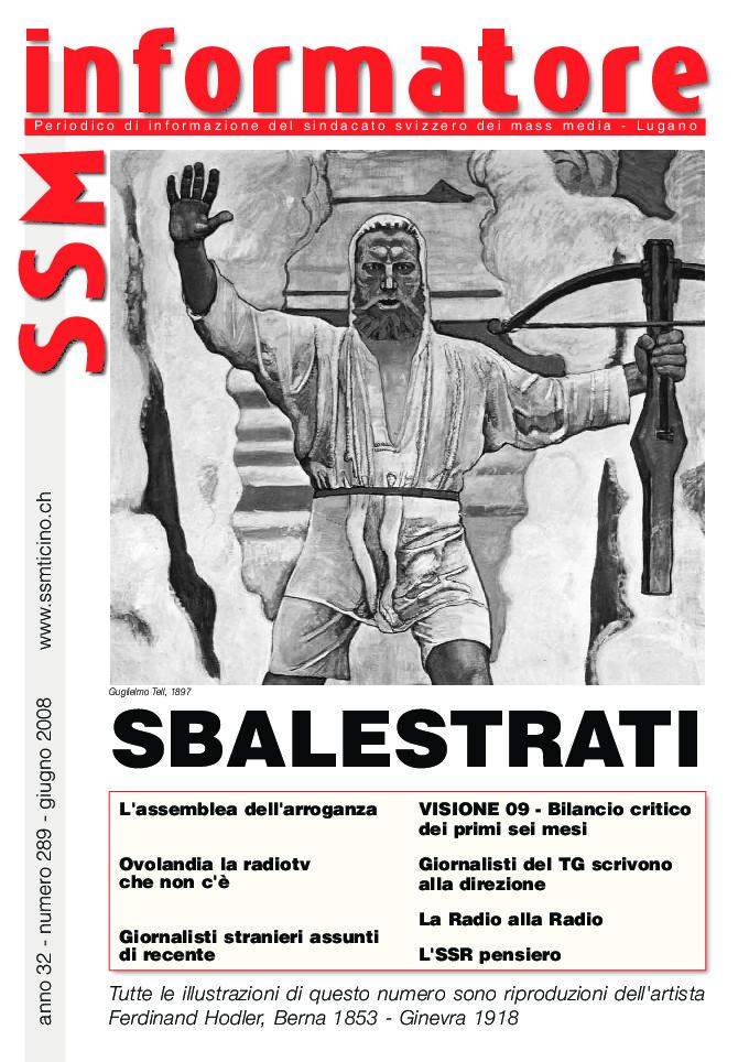thumbnail of Informatore SSM 289