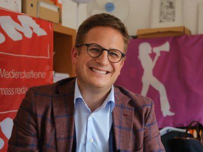 Jérôme Hayoz, segretario centrale SSM